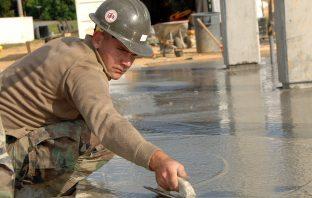 Jak vyrovnat betonovou podlahu