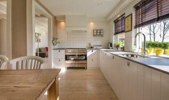 Fotografie: nová kuchyně