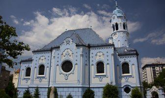 Co vidět v Bratislavě?