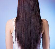 Rovné vlasy