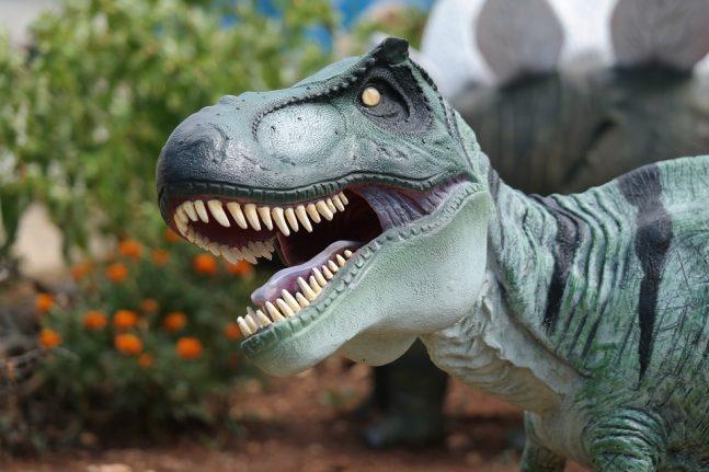 Dinopark v Polsku