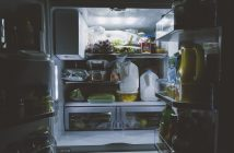 Námraza v ledničce – jak se jí zbavit