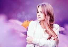 Hnědým vlasům sluší výraznější melíry.