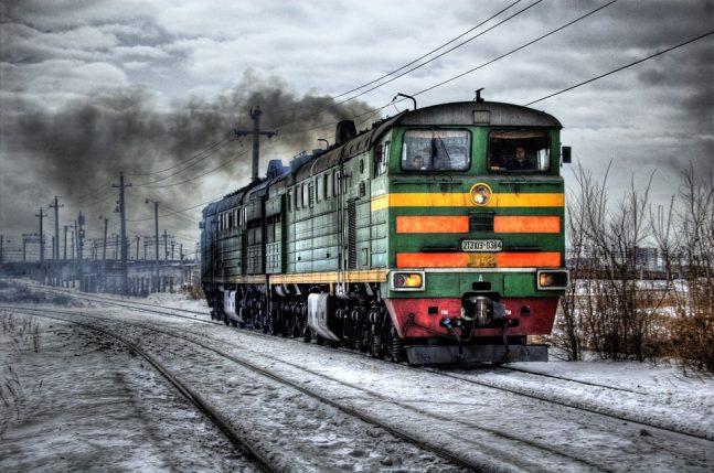 Vlakem do Bulharska