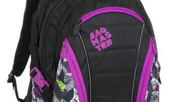 Studentský batoh BAGMASTER BAG 9 B